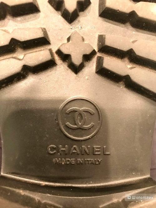 Сапоги CHANEL, 36,5 размер.