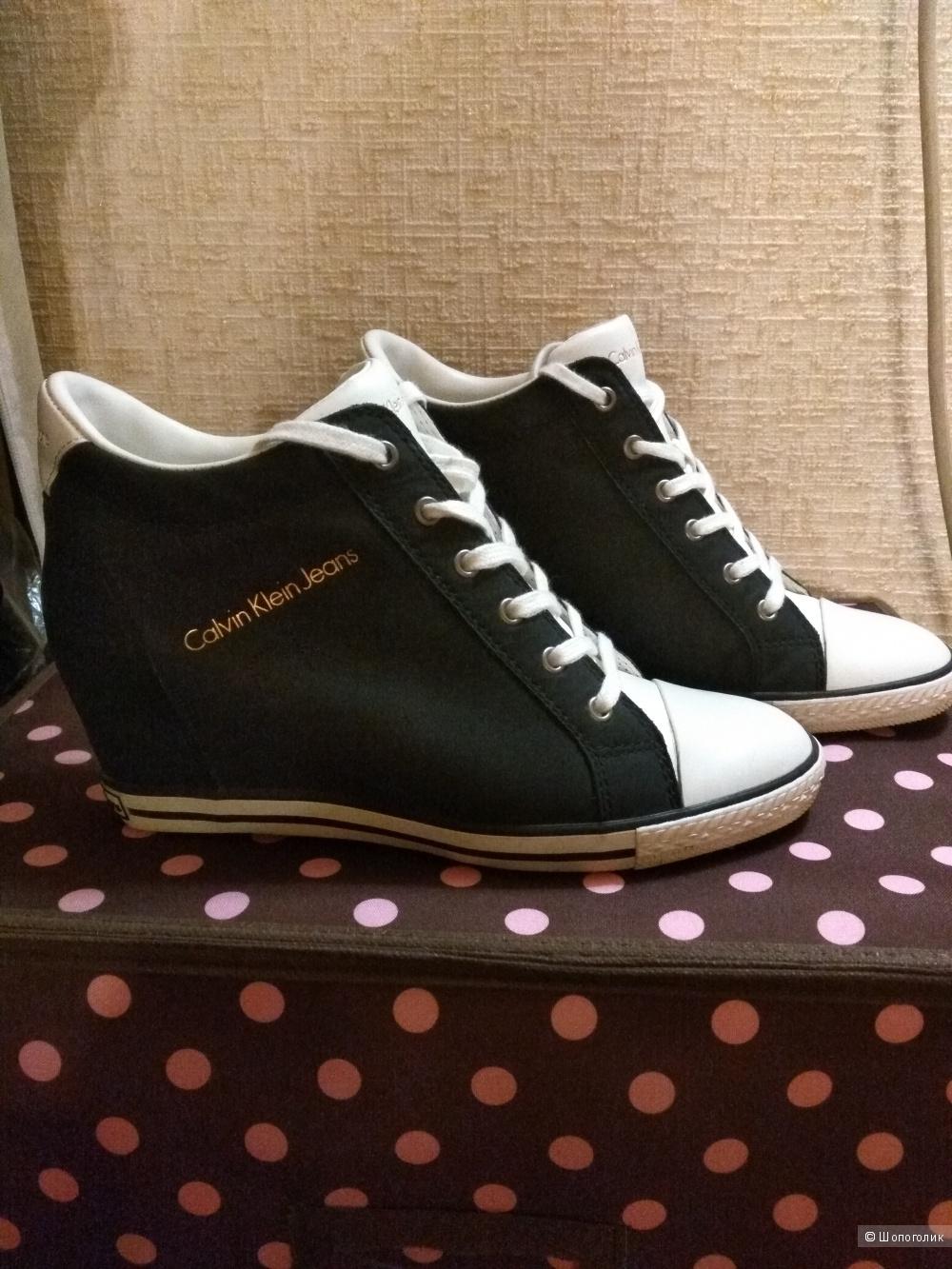 Кеды Calvin Klein Jeans размер 39