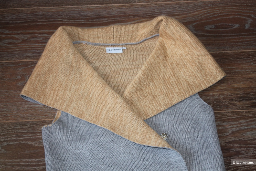 Удлиненный жилет бренда Trend one, размер M-L