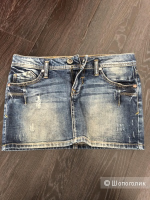 Джинсовая юбка LTB. Размер xs-s