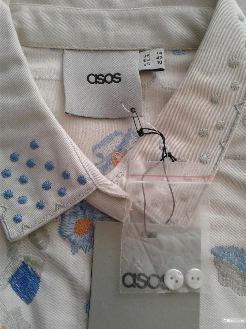 Платье ASOS PREMIUM размер UK 14 eu 42 US 10
