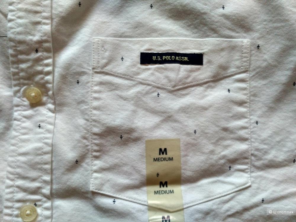 Мужская рубашка US Polo Assn, M