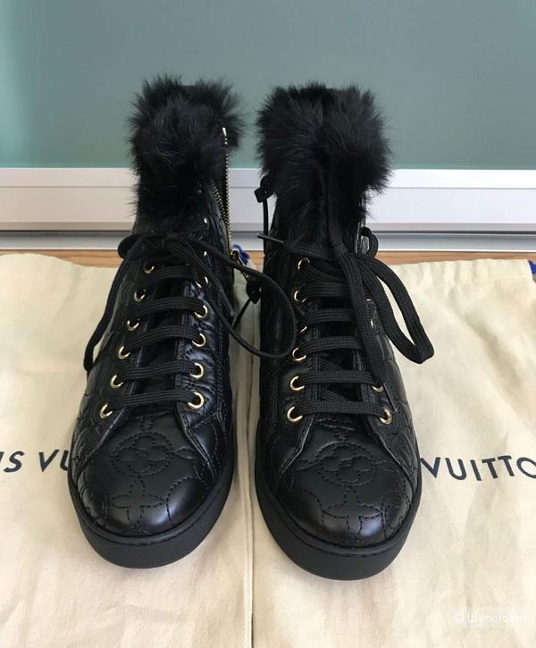 Зимние кроссовки Louis Vuitton, 36,5 (37 рус.)