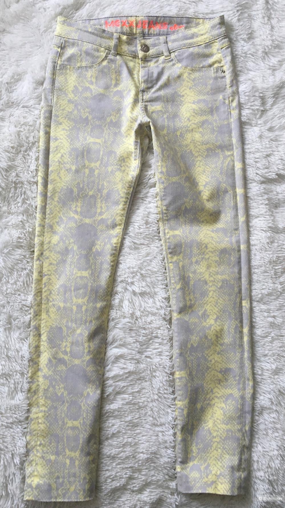 Комплект джинсы Mexx, размер 42-44+джинсовая рубашка Denim &Co, размер S