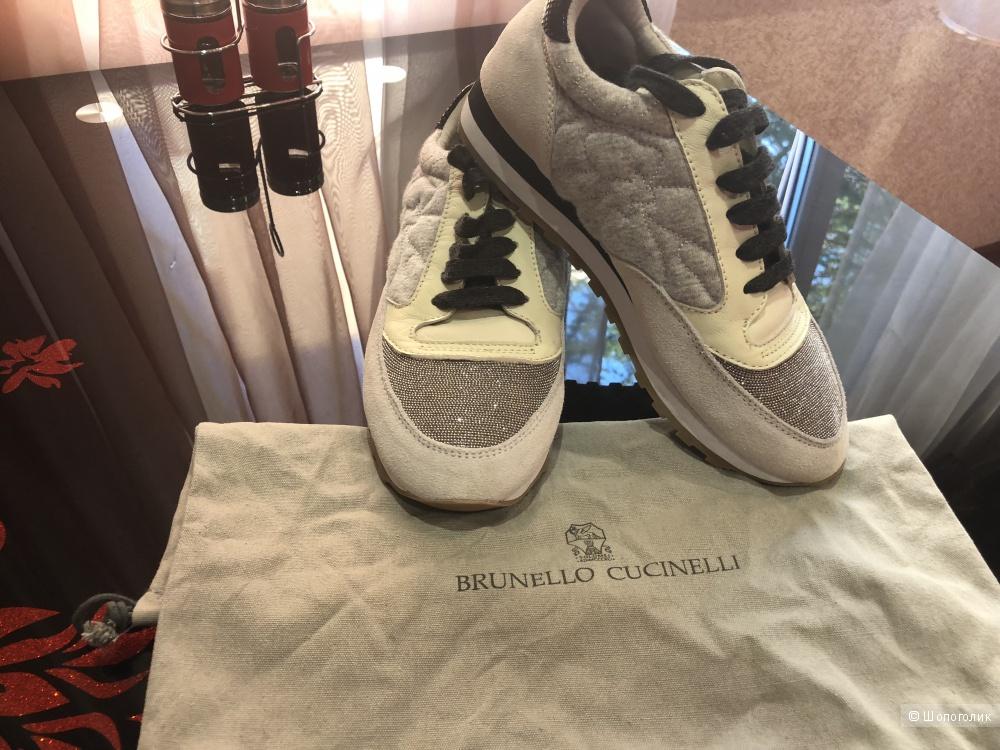 Кроссовки Brunello Cucinelli,39 размер