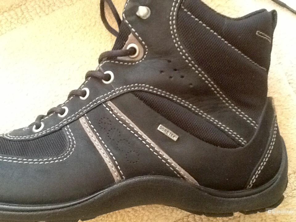 Женские ботинки ECCO GORE-TEX,38 размер