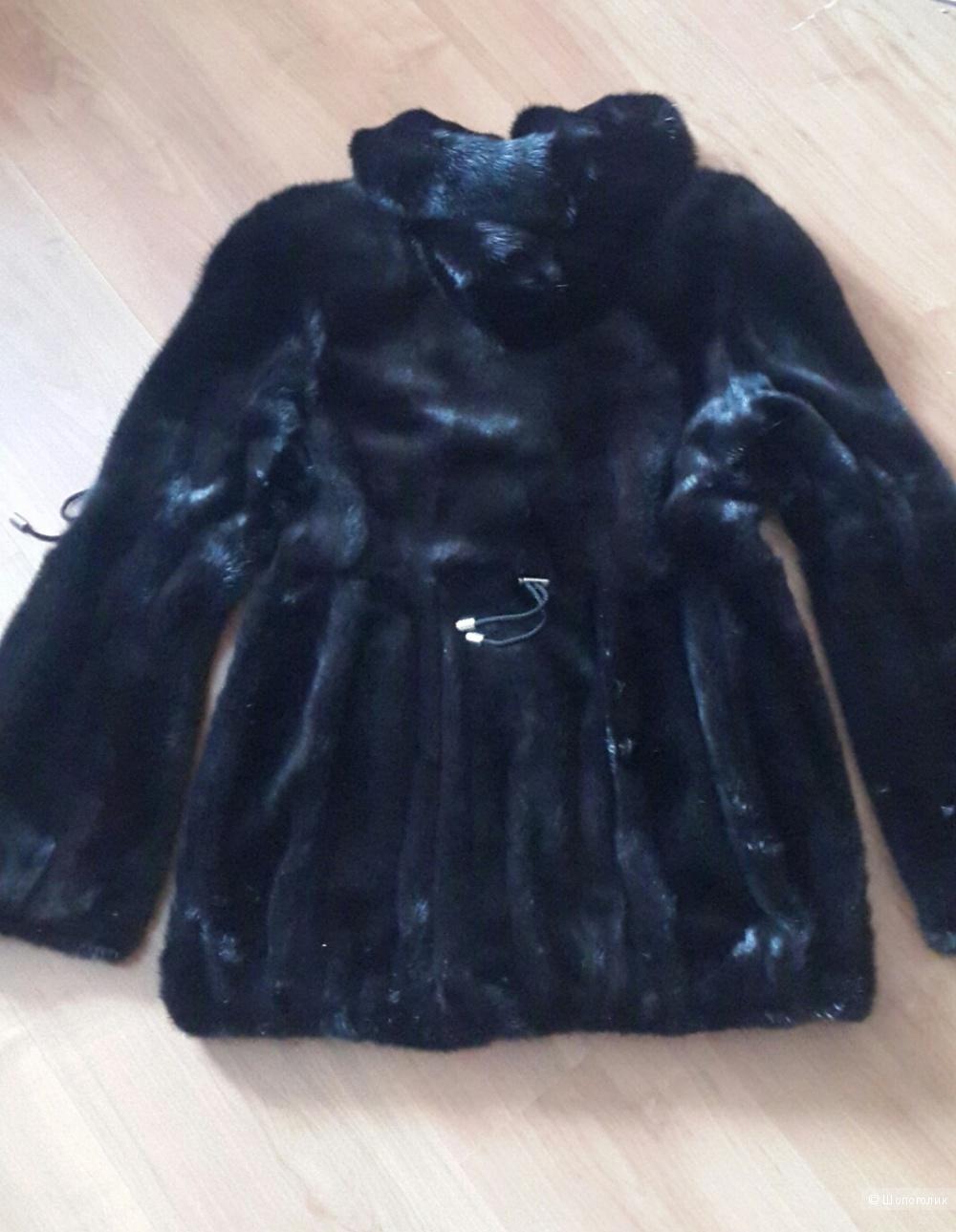 Шуба норковая Jingsheng fur рр 46-48