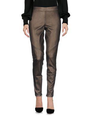 Кожаные брюки ELIE Tahari размер L