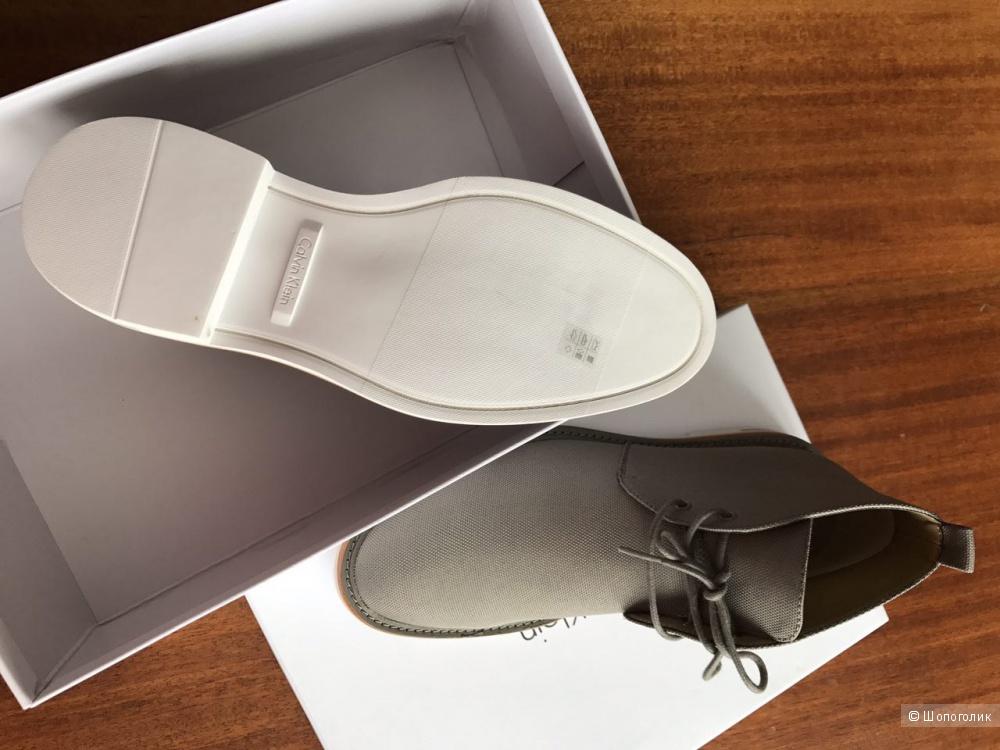 Ботинки Calvin Klein, размер 39-40
