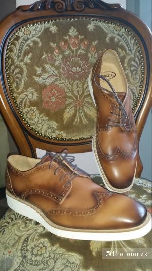 Botticelli , ботинки мужские, 45