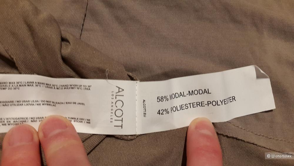Туника-футболка свободного кроя ALCOTT  RUS 46-48 L