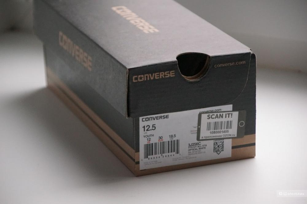 Кеды Converse 30 размер