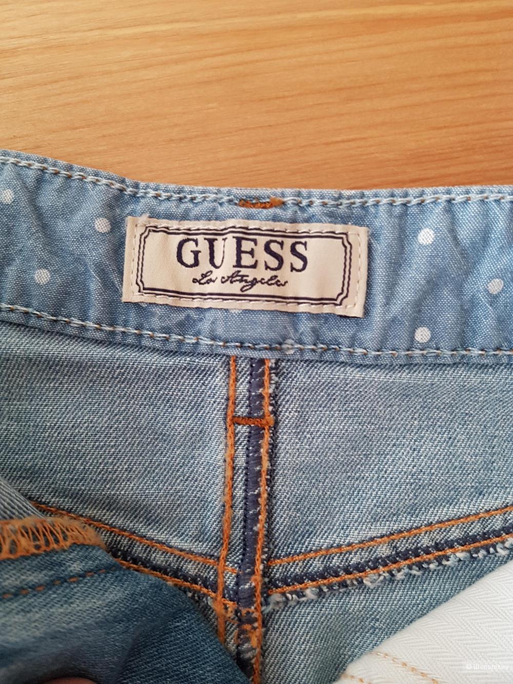Джинсовая юбка Guess, размер 25