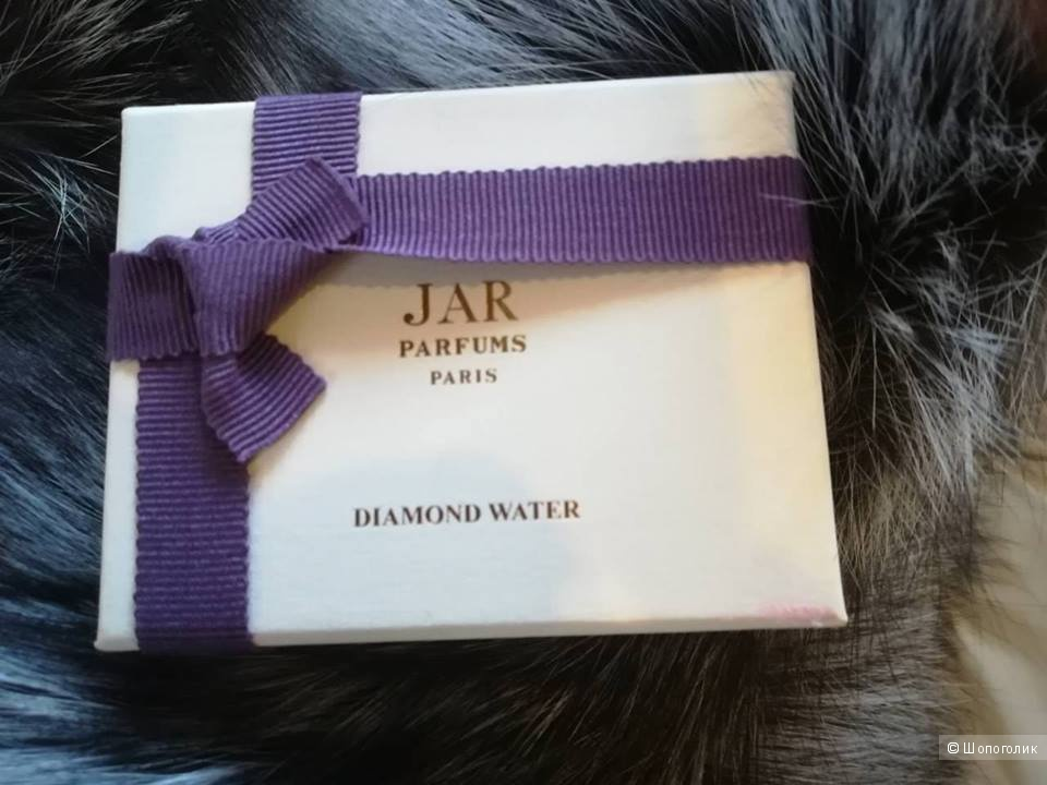 Diamond Water, Jar Parfums. Парфюм 30 мл.