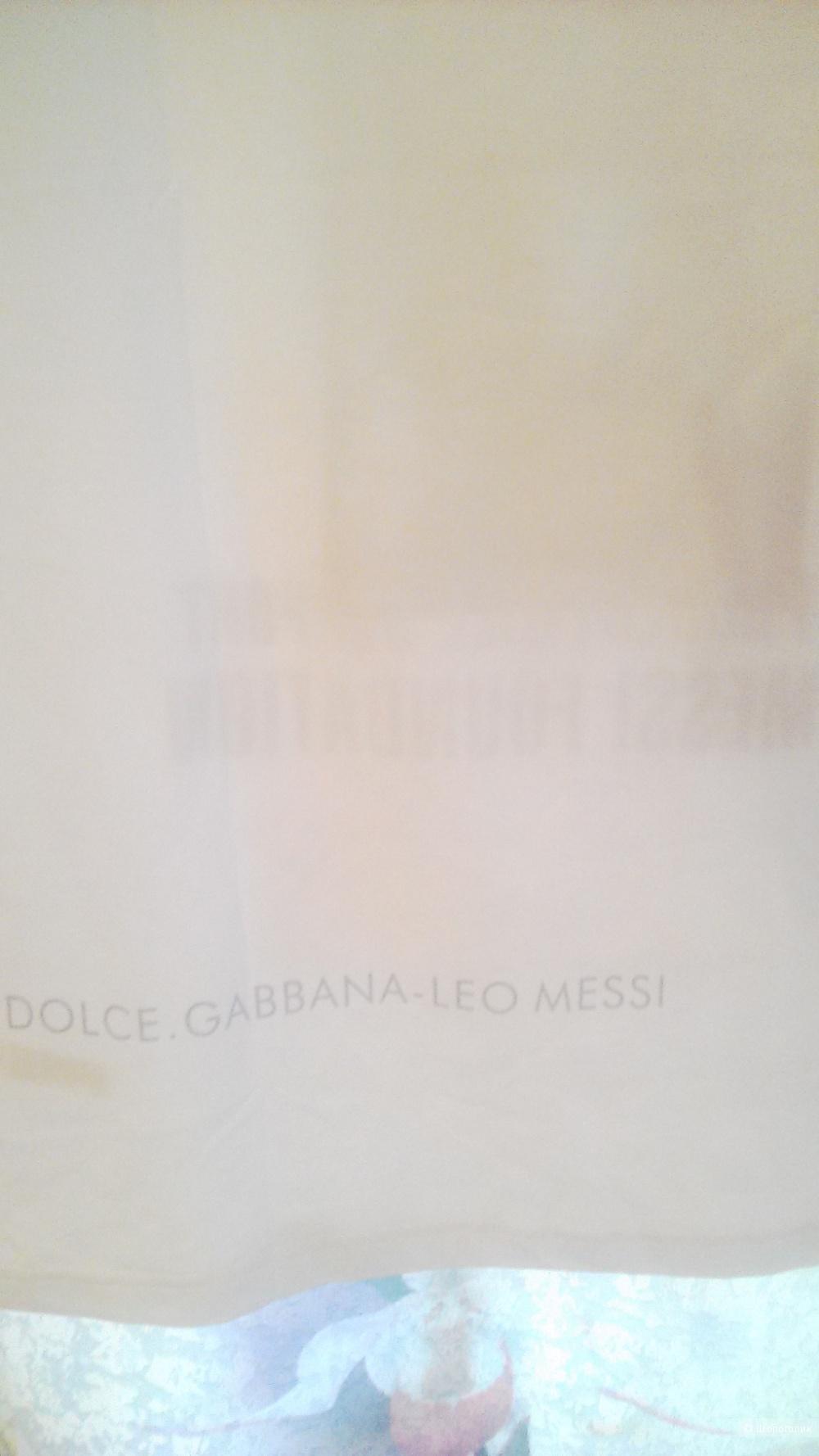 Футболка   Dolce &  Gabbana  размер  XXL.