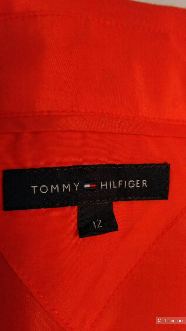 Блузка Tommy  Hilfiger Exclusive р. 46