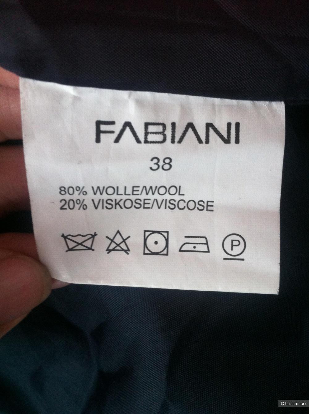 Шерстяная юбка Fabiani, М 44-46