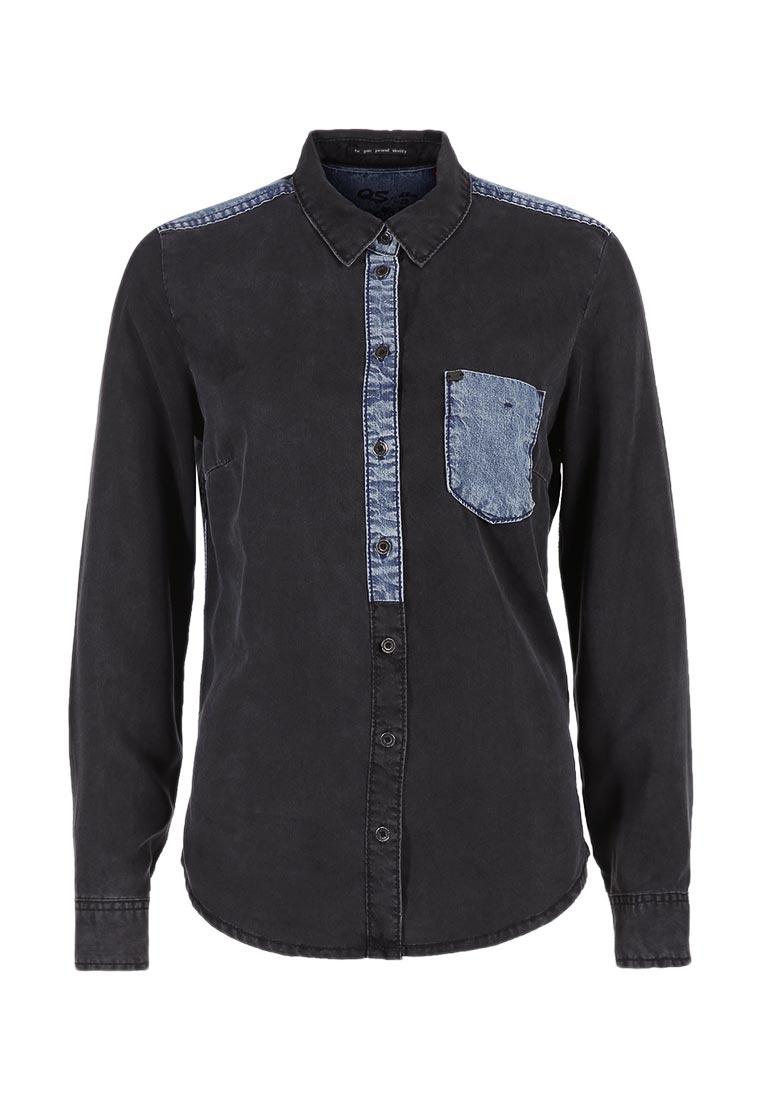Рубашка  QS by s.Oliver Denim, размер 42