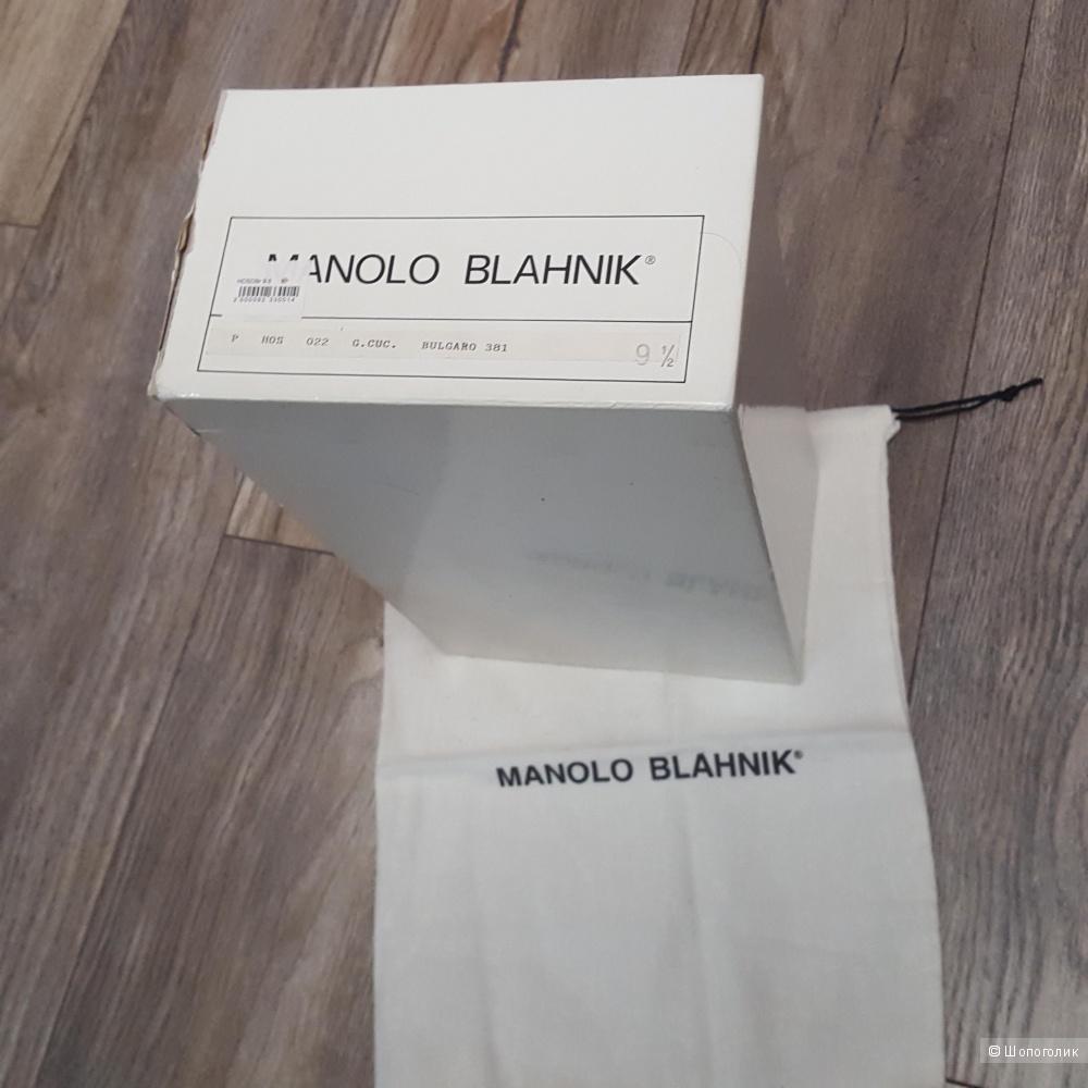 Туфли Manolo Blahnik 39.5-40 размер