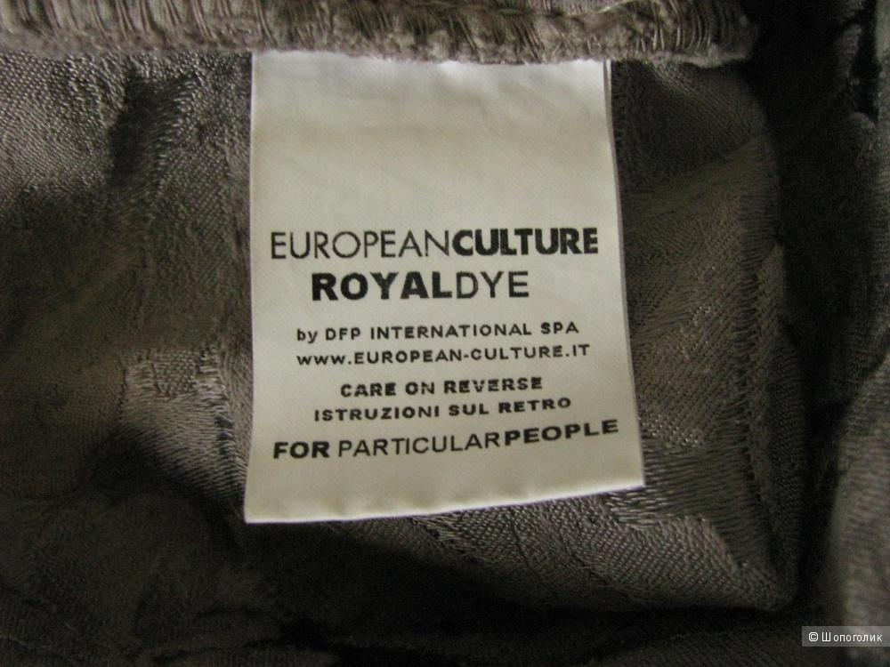 Джинсы EuropeanCulture Италия, размер 30 (46)