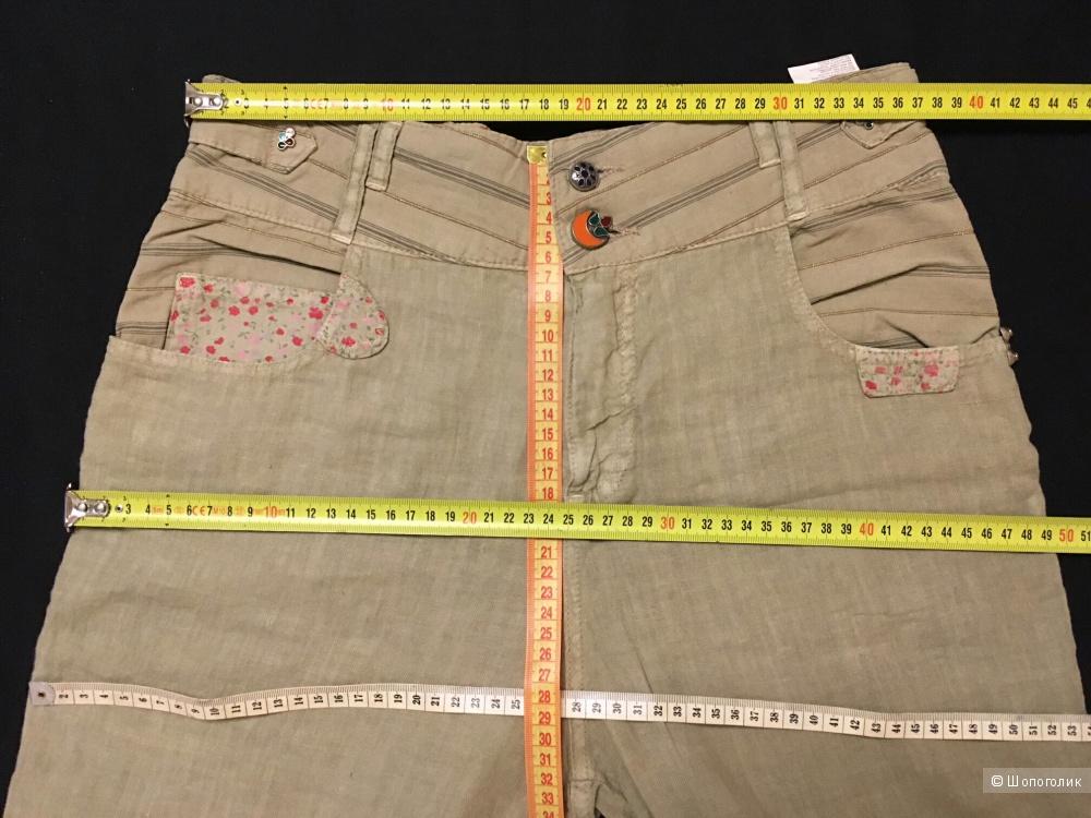 Летние брюки Just Angels. Размер 28.