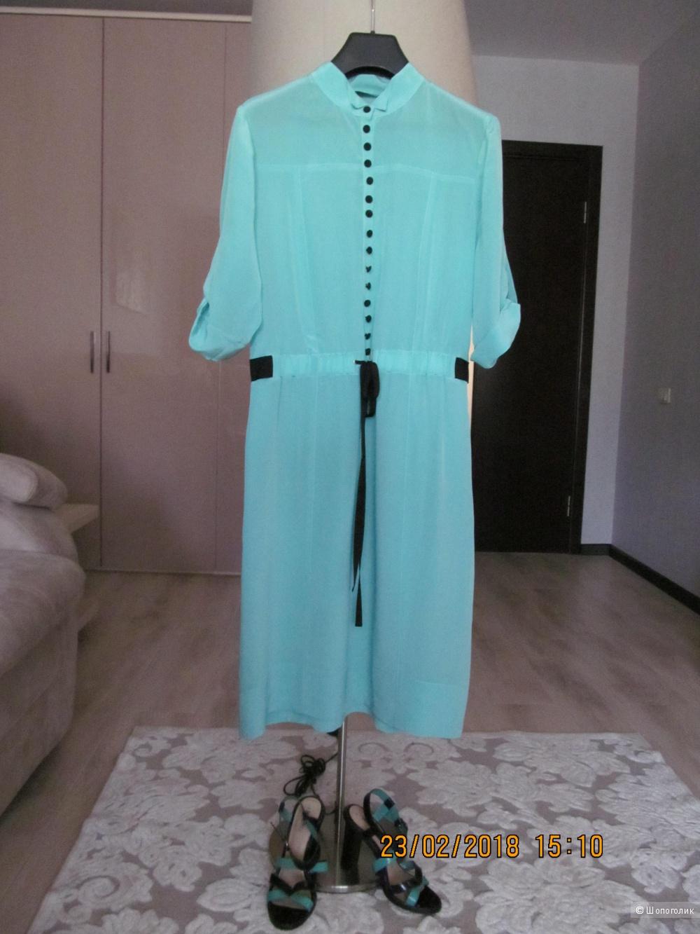 Платье Seventy 40-42 размер, Италия