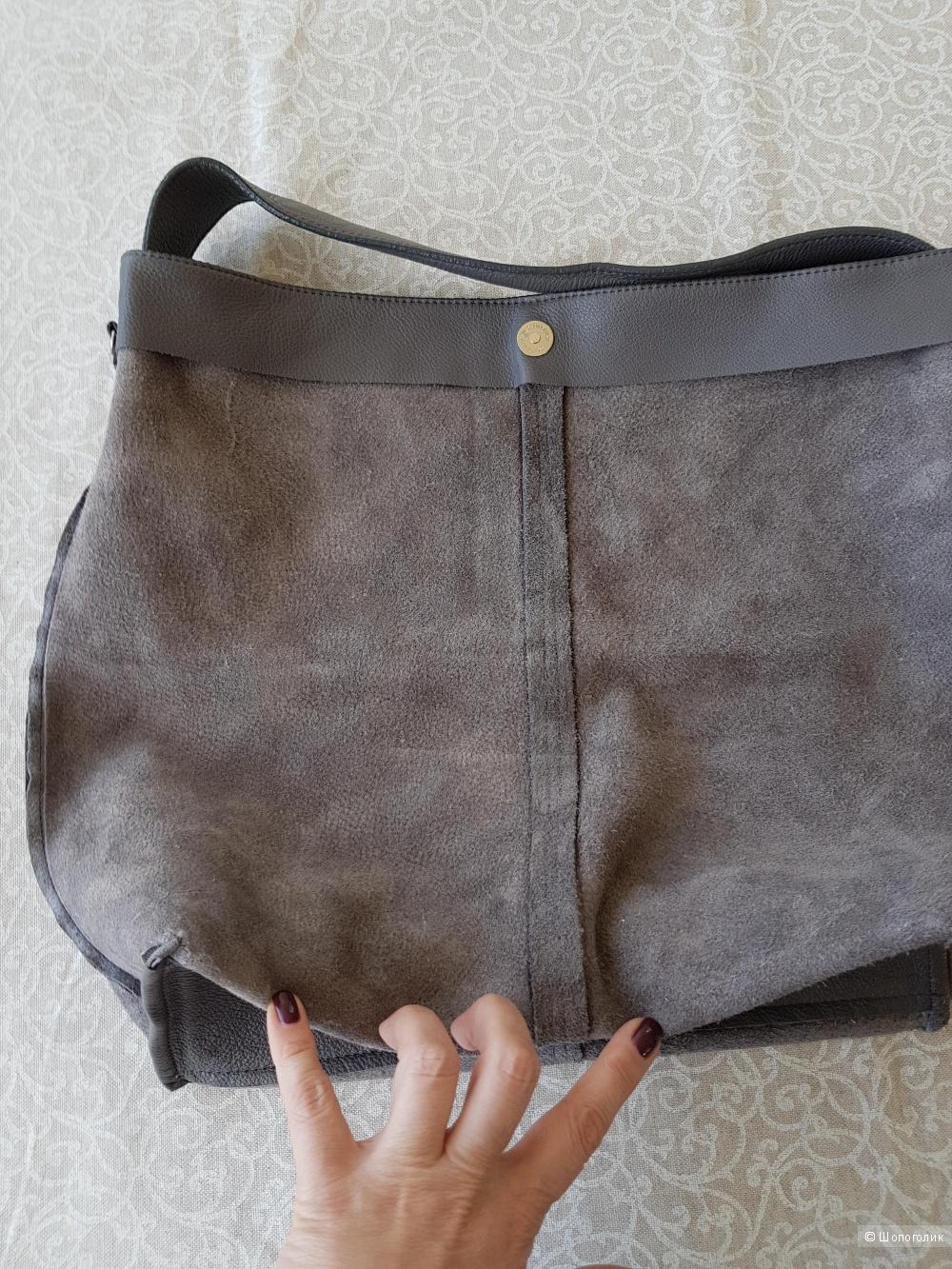 Сумка-шоппер, кожа.  Bags