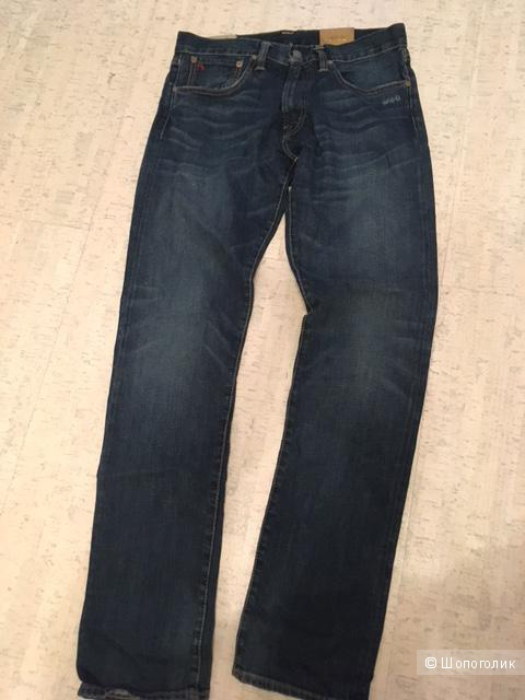 Мужские новые джинсы Ralph lauren 31Х34