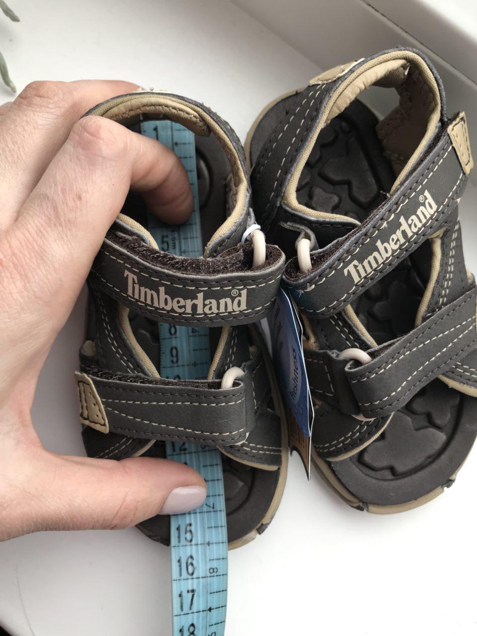 Сандалии для мальчика Timberland, размер 22-23