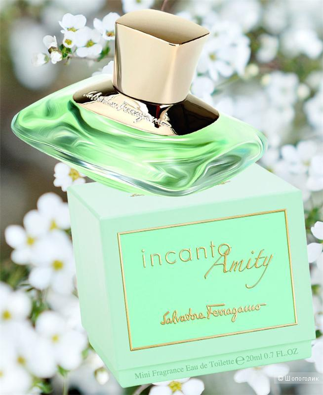 SALVATORE FERRAGAMO Incanto Amity Spinning Collection туалетная вода 20 мл.