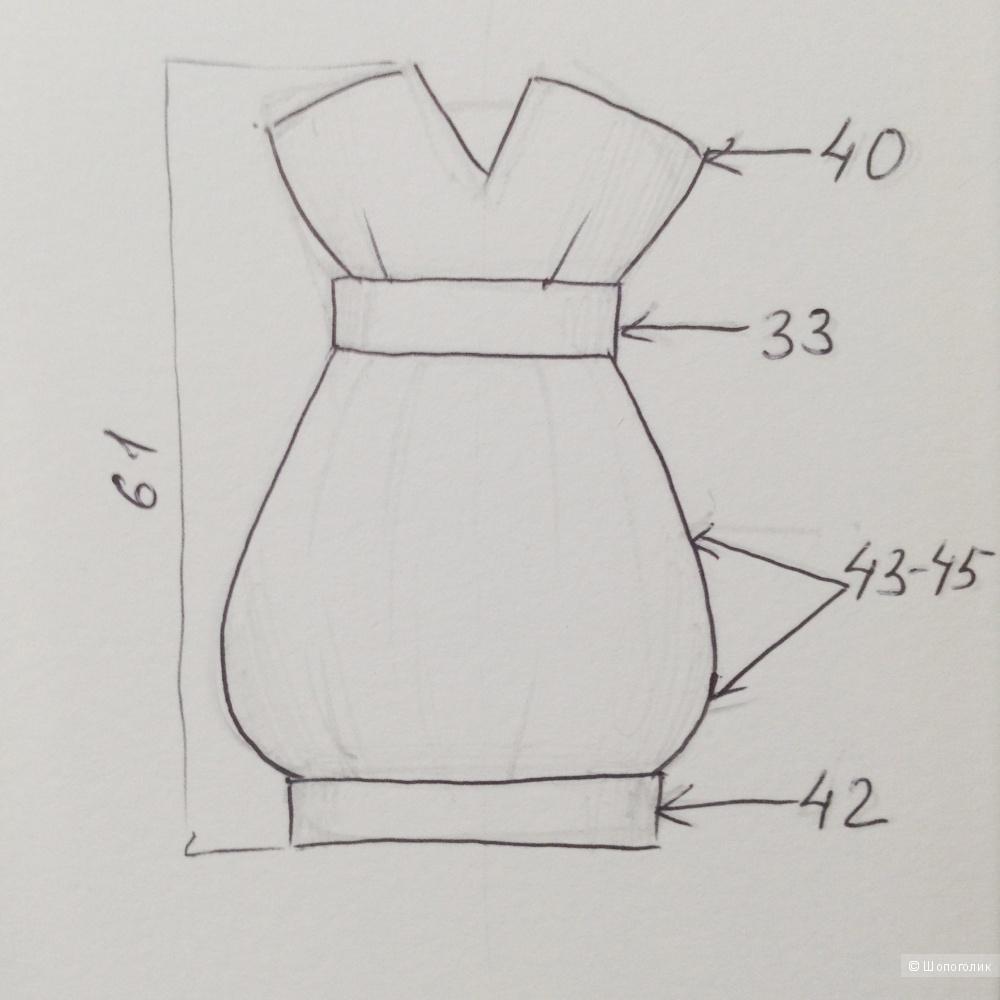 Вечернее платье BCBG Max Azria, размер 38-40 (XXS-XS)