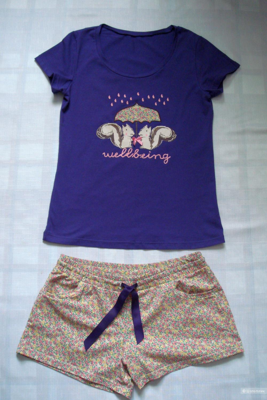 Пижама Indefini, размер S/M
