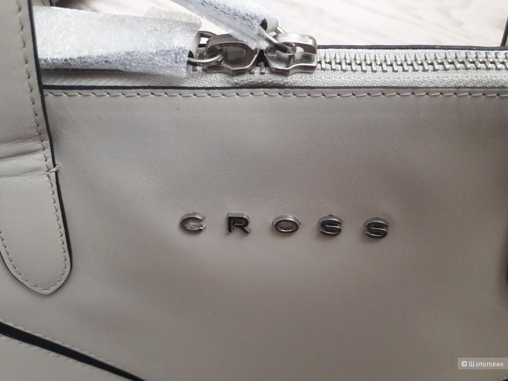 Кожаная сумка  Cross