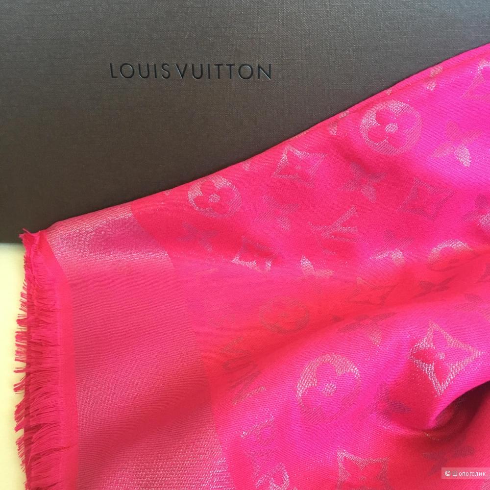 Платок Louis Vuitton raspberry, 140/140