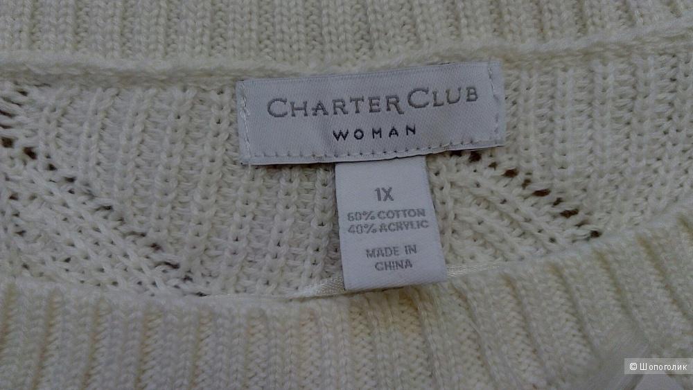 Джемпер  Charter Club, размер 50-54