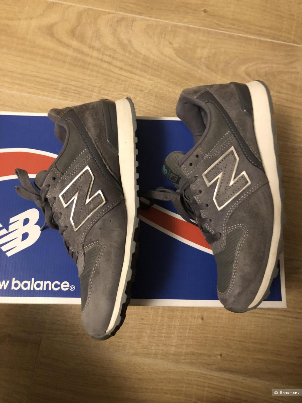 Кроссовки New Balance размер 39.