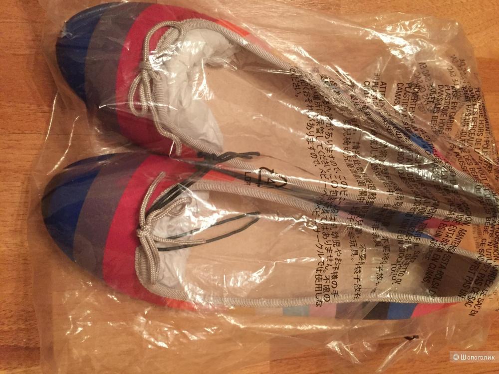 Текстильные балетки GAP размер 38