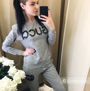 Косюм Gucci Grey, one size