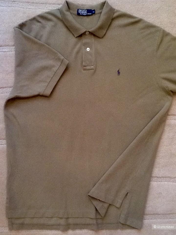 Рубашка Polo logo RALPH LAUREN ,размер XL