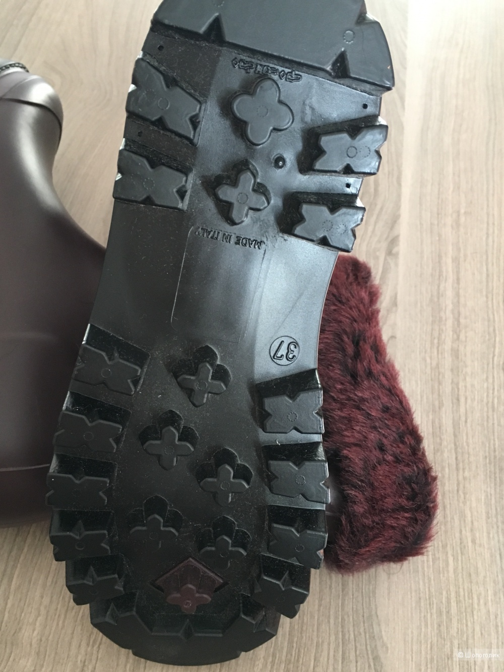 Резиновые сапоги  CHIARA BELLINI, 35-36 размер