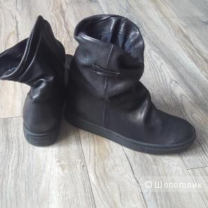 Полусапоги, высокие ботинки Lemare 40 размер ( 41 по факту)