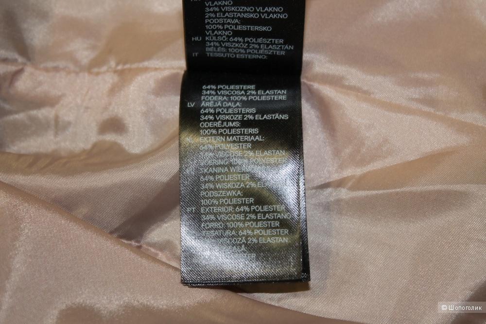 Пиджак-блейзер бренда H&M, размер евр. 40