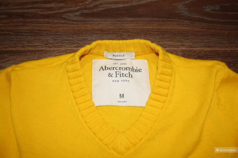 Джемпер  бренда Abercrombie & Fitch, размер М