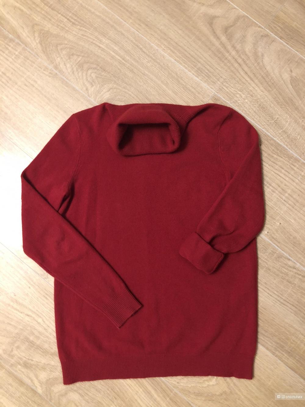 Кашемировый свитер Bloomingdales размер M.