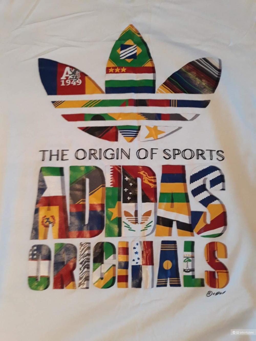Футболка adidas,46-48