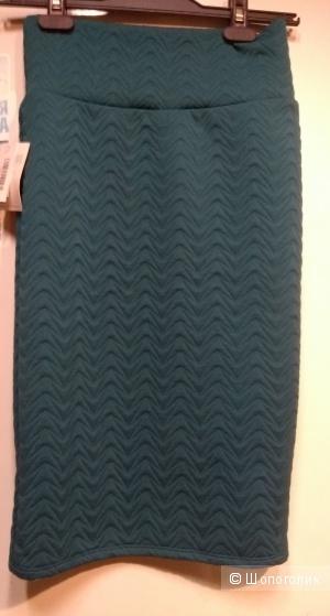 Фактурная юбка LuLa Roe XS