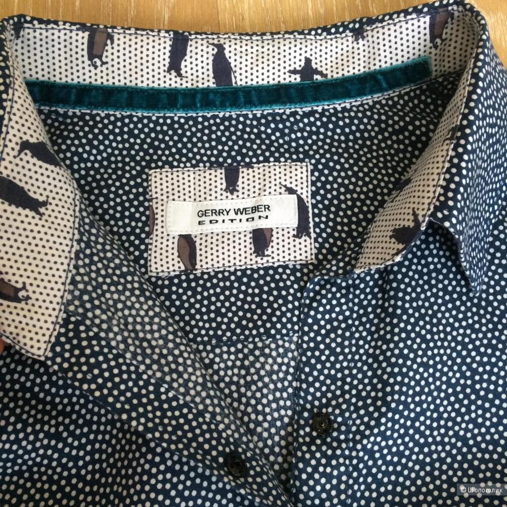 Рубашка Gerry Weber, р-р 44-46