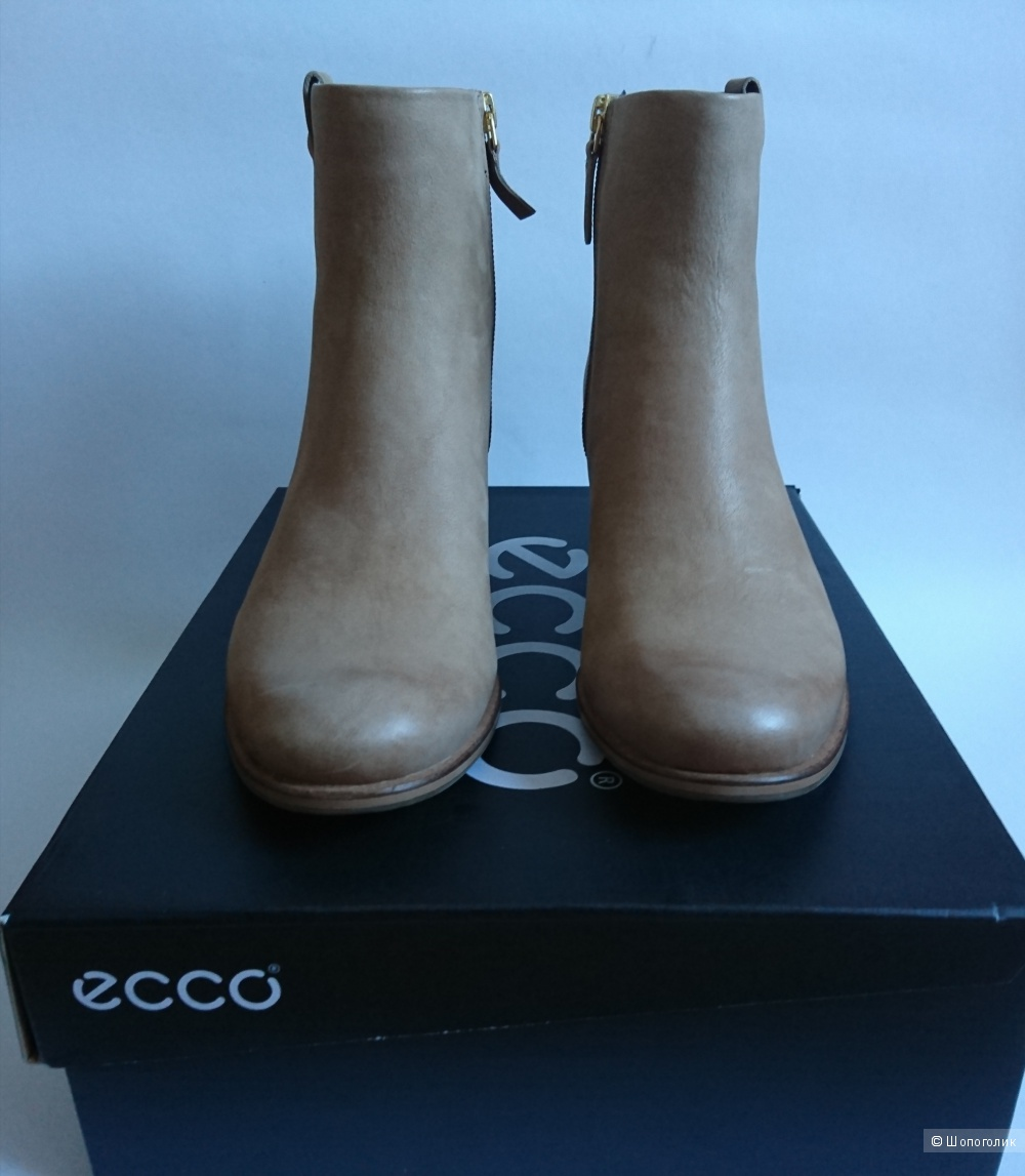 Ботильоны Ecco, 38 размер