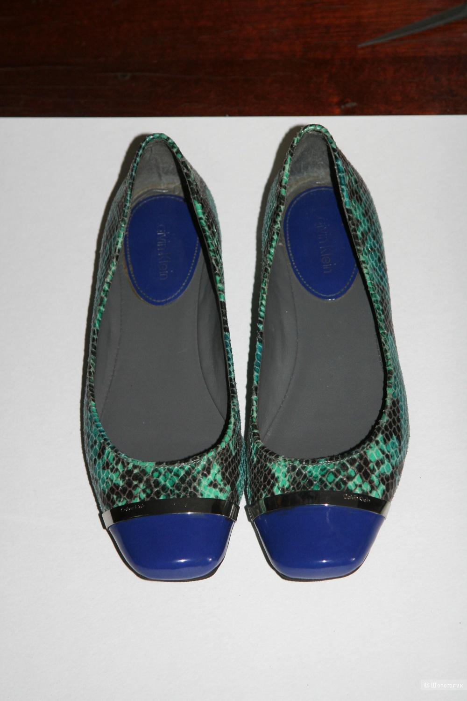 Балетки Calvin Klein, размер 35.5-36