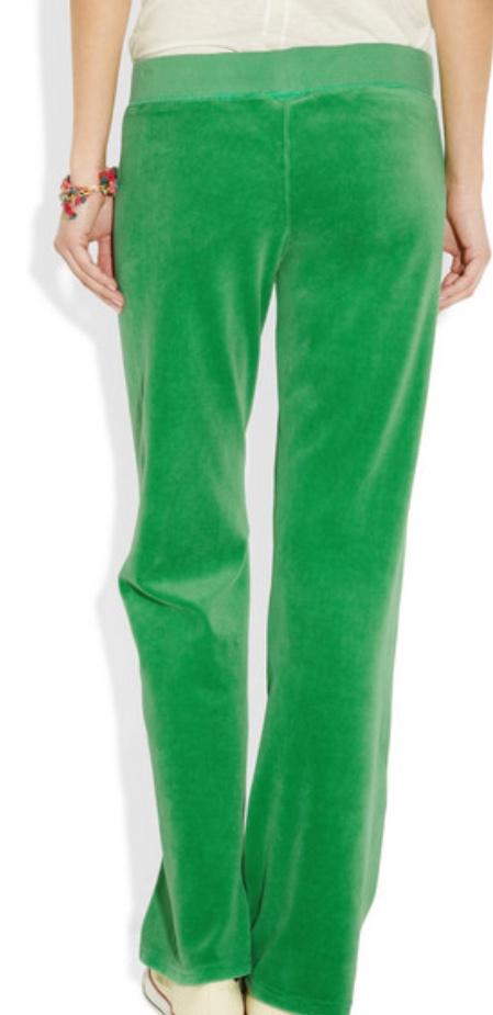 Велюровый костюм Juicy Couture размер L на M